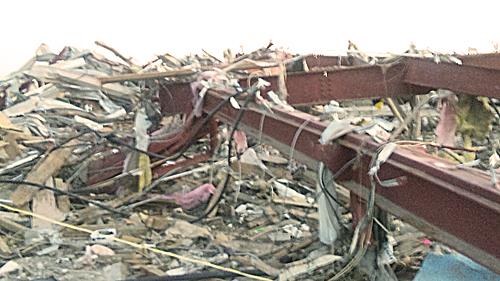 東日本大震災 荒浜 津波被害